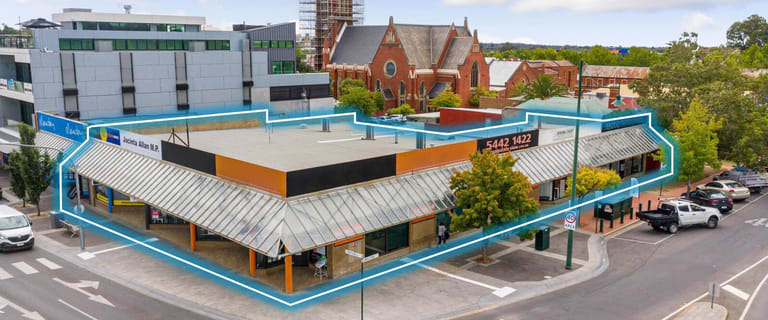 Offices commercial property for sale at 107a-109 Mitchell Street & 138-140 Mollison Street Bendigo VIC 3550
