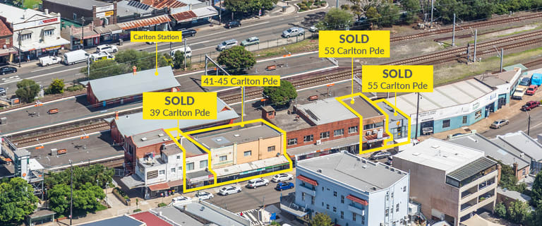 Shop & Retail commercial property for sale at 41-45 Carlton Parade Carlton NSW 2218