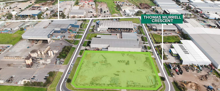 Development / Land commercial property for sale at 33-57 Thomas Murrell Crescent Dandenong South VIC 3175