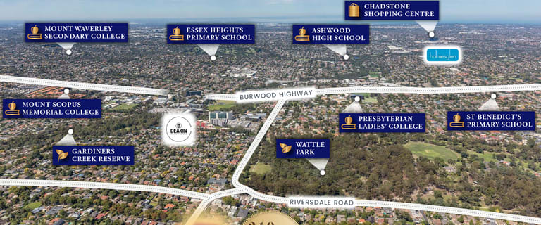 Development / Land commercial property for sale at 219 & 221 Elgar Road Surrey Hills VIC 3127