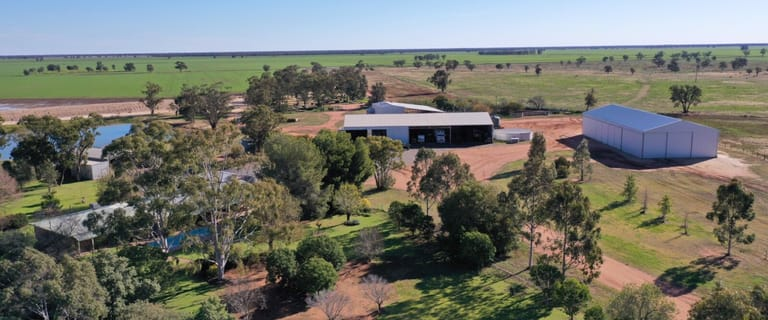 Rural / Farming commercial property for sale at 'Jamea' Trangie NSW 2823
