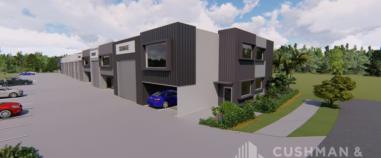 Factory, Warehouse & Industrial commercial property for lease at Lot 4 & Lot 9 Kohl Street & Northward Street Upper Coomera QLD 4209