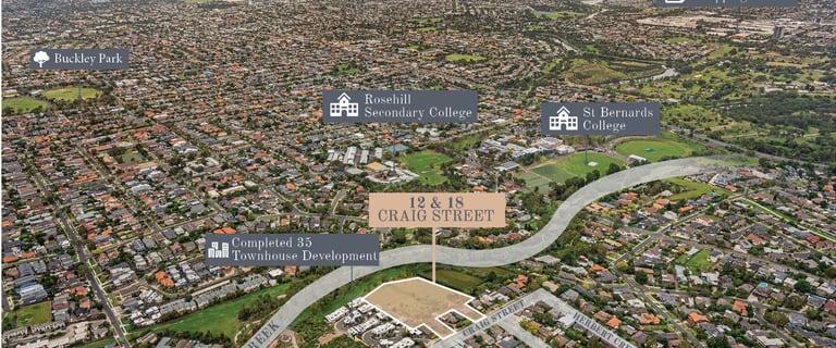 Development / Land commercial property for sale at 12 & 18 Craig Street Keilor East VIC 3033