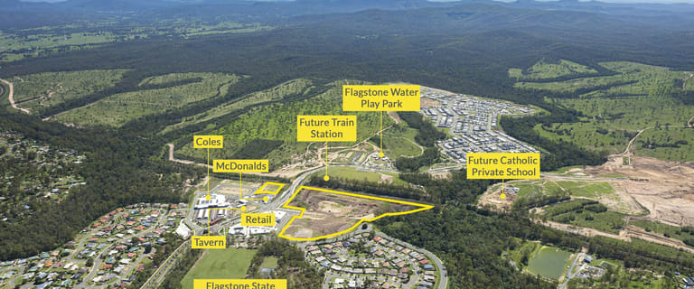 Development / Land commercial property for sale at Homestead Drive Flagstone QLD 4280