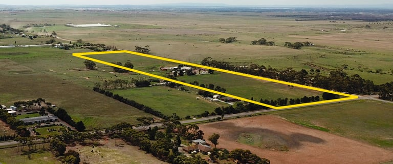 Development / Land commercial property for sale at 1576 - 1594 Boundary Road Mount Cottrell VIC 3024