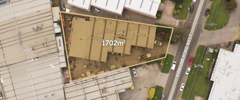 Factory, Warehouse & Industrial commercial property sold at 25 Kirkham Road W Keysborough VIC 3173