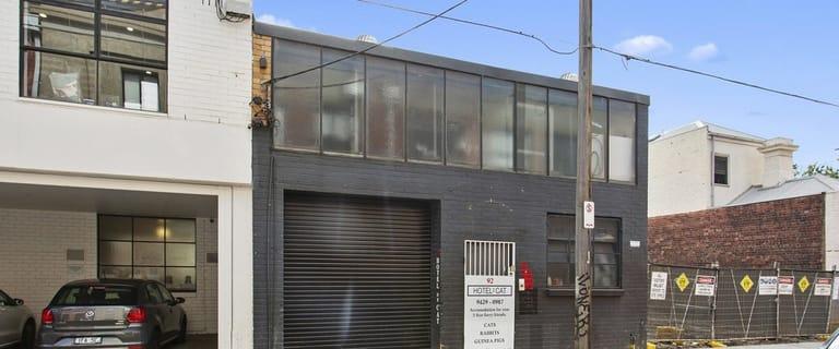 Development / Land commercial property for sale at 92 Cubitt Street Cremorne VIC 3121
