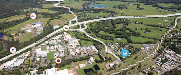 Factory, Warehouse & Industrial commercial property for sale at Highway Industrial Park/20 Progress Place Yandina QLD 4561