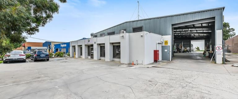 Factory, Warehouse & Industrial commercial property for sale at 8 Elliott Road Dandenong South VIC 3175