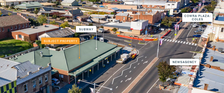 Development / Land commercial property sold at 1/28 Kendal Street Cowra NSW 2794
