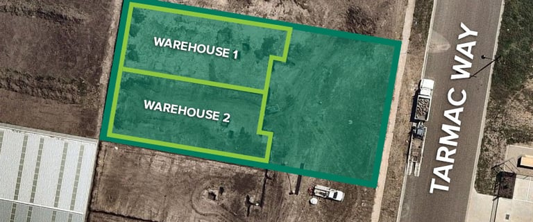 Factory, Warehouse & Industrial commercial property for sale at 1 & 2/7 Tarmac Way Pakenham VIC 3810