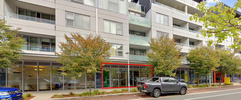 Offices commercial property sold at 103/50 Eastlake Parade Kingston ACT 2604