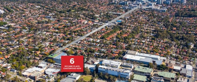 Offices commercial property for sale at 6 McCabe Place Chatswood NSW 2067