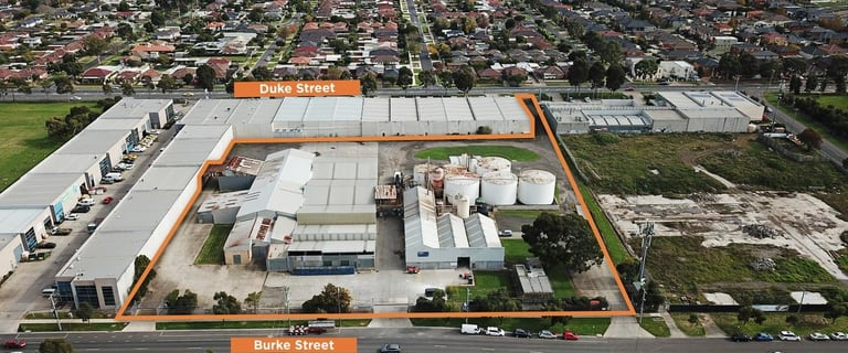 Factory, Warehouse & Industrial commercial property for sale at 42-44 Burke Street Braybrook VIC 3019