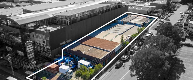Showrooms / Bulky Goods commercial property for sale at 211-217 Parramatta Road Auburn NSW 2144