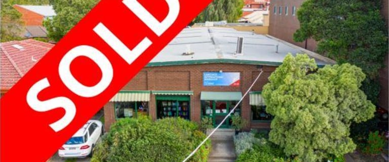 Offices commercial property sold at 13-15 Station Street Kew East VIC 3102