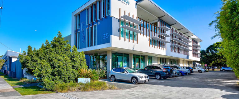 Factory, Warehouse & Industrial commercial property for sale at 35 Cambridge Street Coorparoo QLD 4151