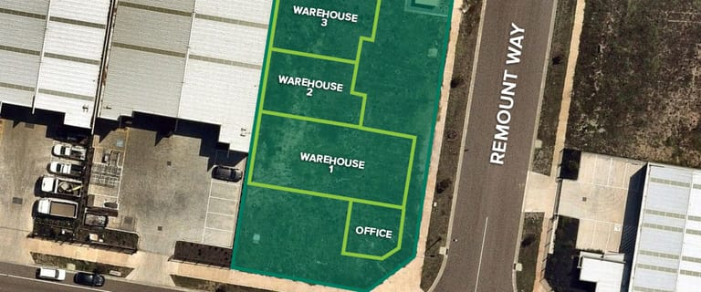 Factory, Warehouse & Industrial commercial property for sale at 1-3/43 Gwen Road Cranbourne West VIC 3977