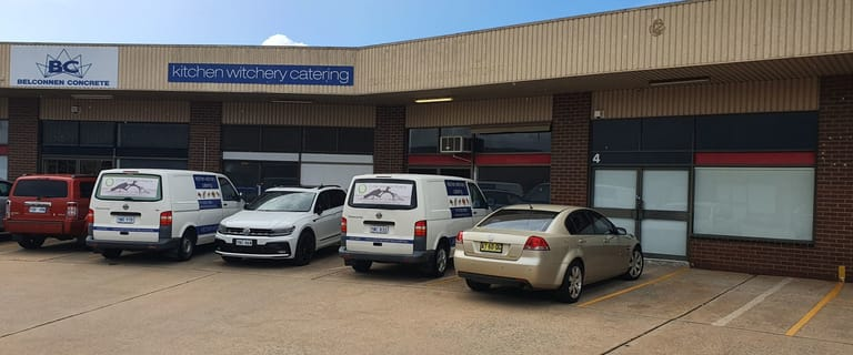 Shop & Retail commercial property for sale at 5/61 Townsville Street Fyshwick Fyshwick ACT 2609