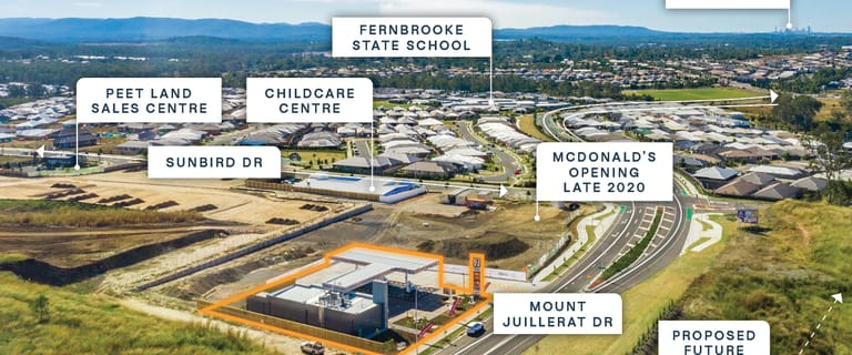 Shop & Retail commercial property for sale at 7005 Mount Juillerat Drive Redbank Plains QLD 4301