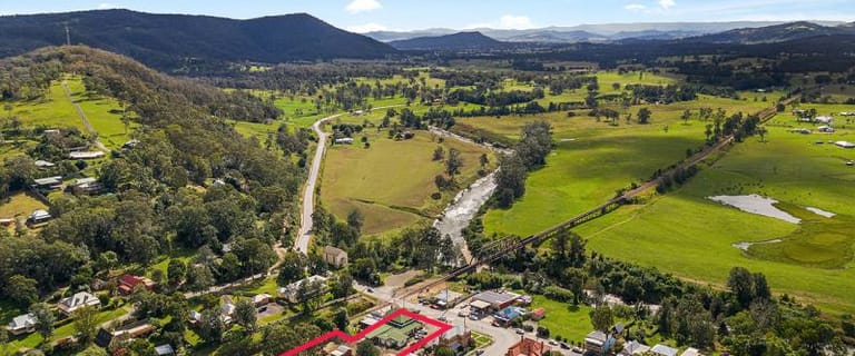 Hotel, Motel, Pub & Leisure commercial property sold at 23 King Street Paterson NSW 2421