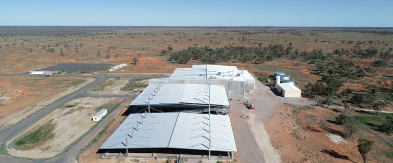 Factory, Warehouse & Industrial commercial property for sale at Bourke NSW 2840