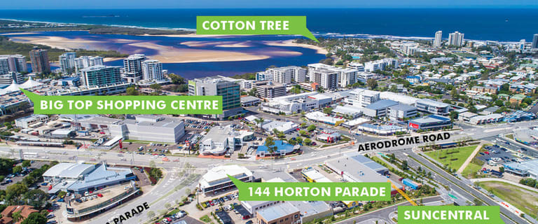 Shop & Retail commercial property for sale at 144 Horton Parade Maroochydore QLD 4558