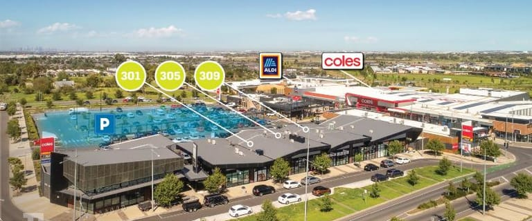 Shop & Retail commercial property for sale at 301, 305 and 309 Harvest Home Road Epping VIC 3076