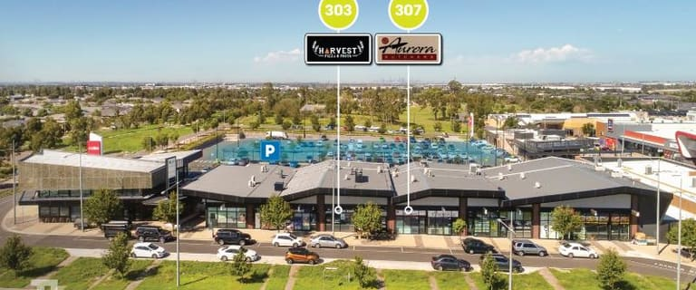 Shop & Retail commercial property for sale at 303 and 307 Harvest Home Road Epping VIC 3076