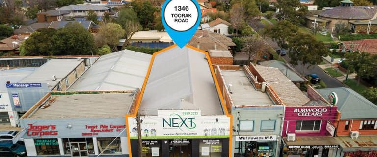 Development / Land commercial property for sale at 1346 Toorak Road Camberwell VIC 3124