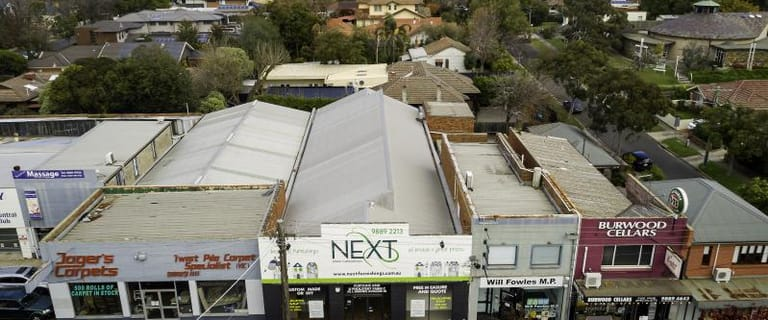 Offices commercial property for sale at 1346 Toorak Road Camberwell VIC 3124