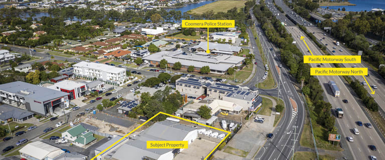 Factory, Warehouse & Industrial commercial property for lease at 25 & 27 Dreamworld Parkway Coomera QLD 4209