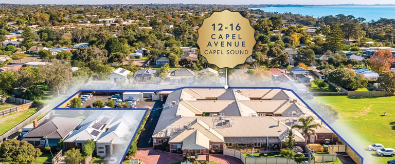 Hotel, Motel, Pub & Leisure commercial property for sale at 12-16 Capel Avenue Capel Sound VIC 3940
