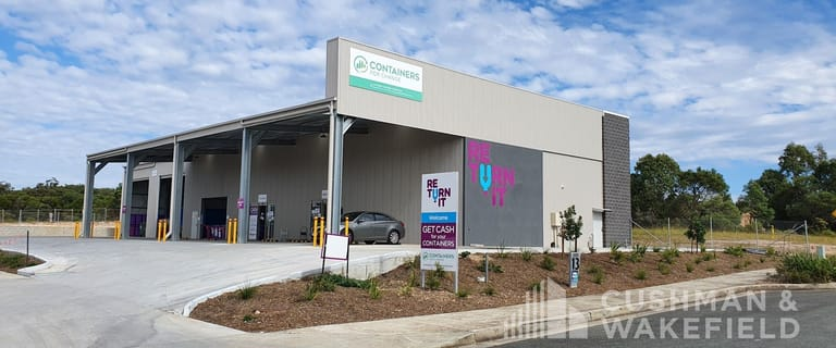 Factory, Warehouse & Industrial commercial property for sale at 22 Lennox Street Redland Bay QLD 4165