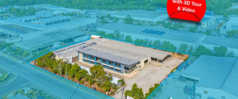 Factory, Warehouse & Industrial commercial property for sale at 28 Computer Road Yatala QLD 4207