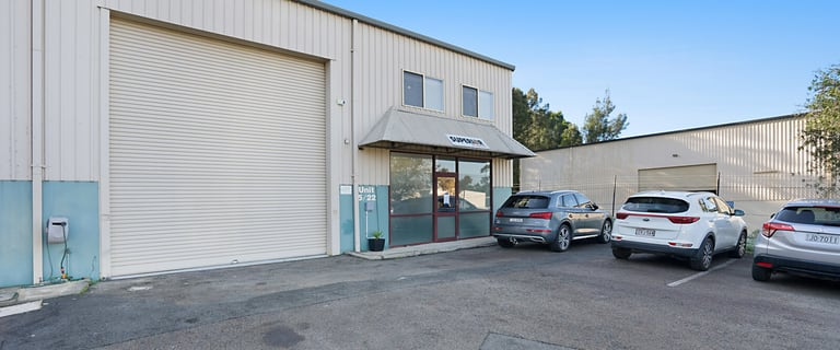 Factory, Warehouse & Industrial commercial property for sale at Unit 5, 22 Ironbark Close Warabrook NSW 2304
