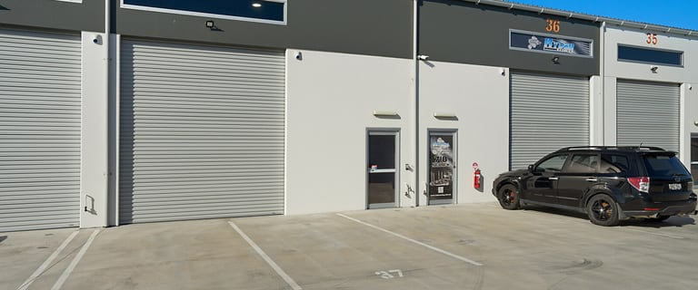 Factory, Warehouse & Industrial commercial property for sale at Unit 37, 8 Murray Dwyer Circuit Mayfield NSW 2304