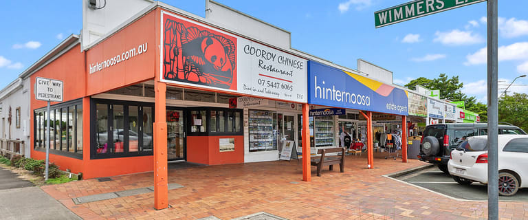 Shop & Retail commercial property for sale at 30 Maple Street Cooroy QLD 4563