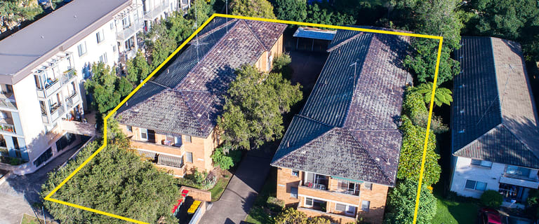 Other commercial property for sale at 8 Units, 46-48 Harris Street Harris Park NSW 2150