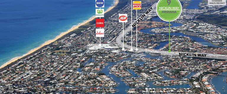 Shop & Retail commercial property for sale at 9 Nicklin Way Minyama QLD 4575