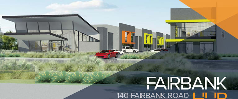 Factory, Warehouse & Industrial commercial property for lease at 1-24/140 Fairbank Road Clayton South VIC 3169