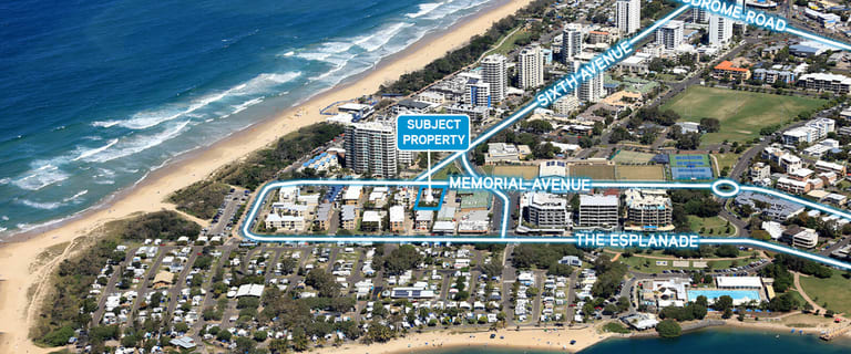 Development / Land commercial property for sale at 14 Memorial Avenue Maroochydore QLD 4558