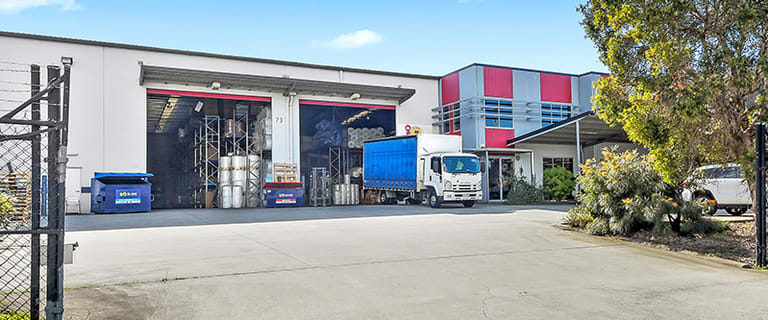 Factory, Warehouse & Industrial commercial property sold at 73 Depot Street Banyo QLD 4014