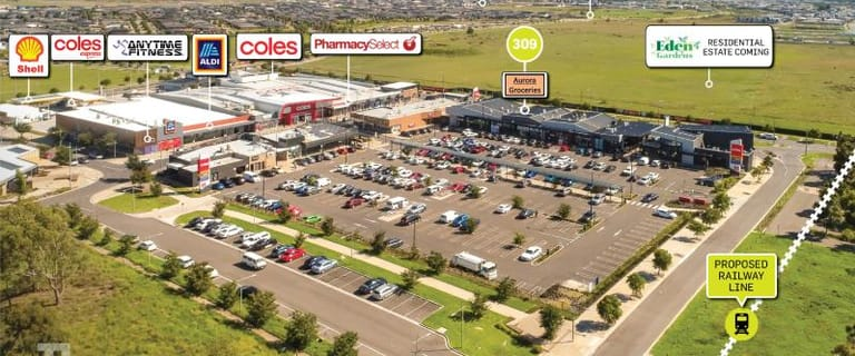 Shop & Retail commercial property sold at 309 Harvest Home Road Epping VIC 3076