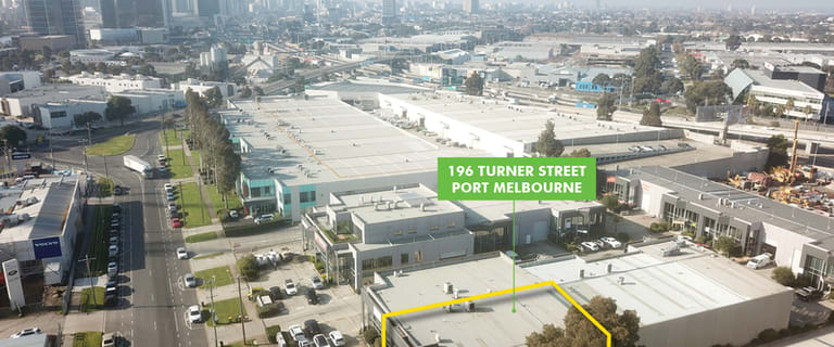 Factory, Warehouse & Industrial commercial property for sale at 196 Turner Street Port Melbourne VIC 3207