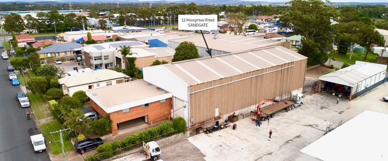 Factory, Warehouse & Industrial commercial property for sale at 12 Mangrove Road Sandgate NSW 2304