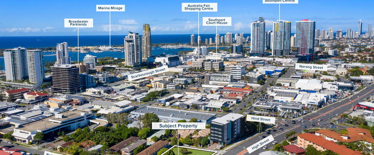 Development / Land commercial property for sale at 93-97 High Street Southport QLD 4215