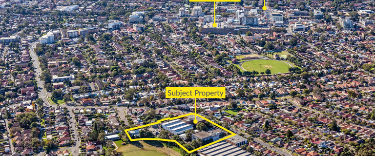 Development / Land commercial property for sale at 149-163 Milton Street Ashbury NSW 2193