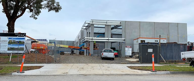 Factory, Warehouse & Industrial commercial property for sale at 54-60 Merrindale Drive Croydon VIC 3136