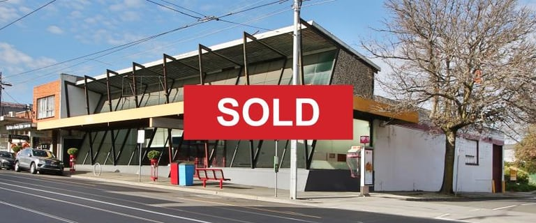 Shop & Retail commercial property sold at 1360 Toorak Road, Camberwell/1360 Toorak Road Camberwell VIC 3124